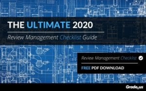 review management checklist 2020