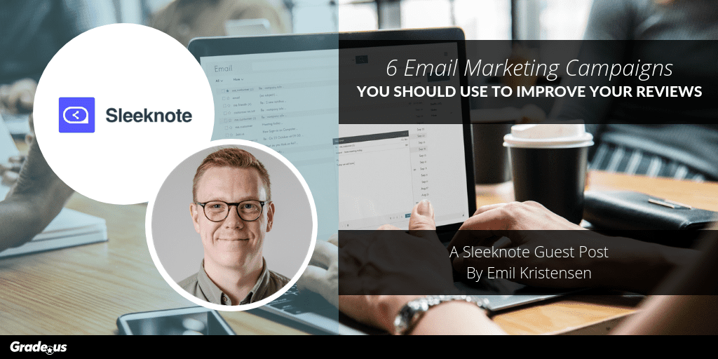 email-marketing-campaign feature image with emil from Sleeknote