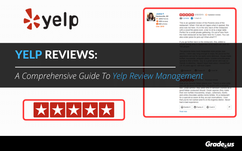 Yelp Reviews: A Comprehensive Guide To Review Management
